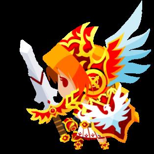 火焔の守護天使ヴァルキリーの画像