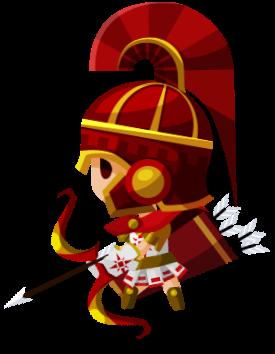 炎の弓師アヴァリスの画像