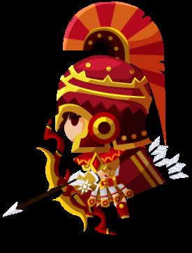 神聖な弓師アヴァリスの画像