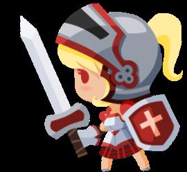 戦闘少女ジョアンナの画像
