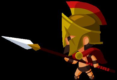 スパルタの王の画像
