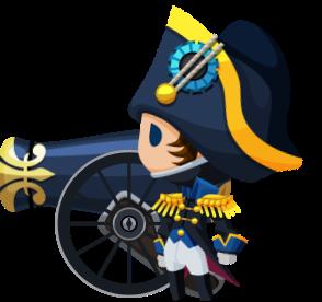 名将ナポレオンの画像