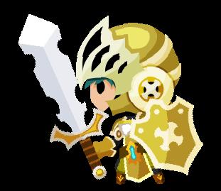 神聖剣士オーガスティンの画像