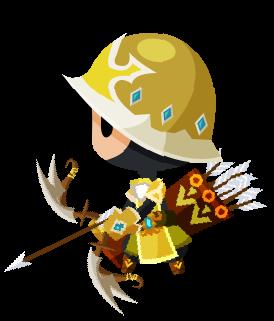 神聖弓兵エドガーの画像