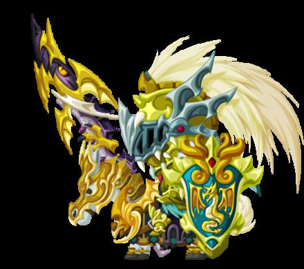 竜騎士ゲオルギオスの画像