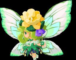 木の妖精ジュピターの画像