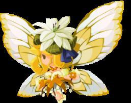 光の妖精ムーンの画像