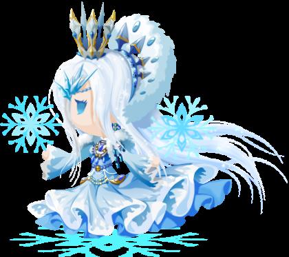 雪花の女王イオナの画像