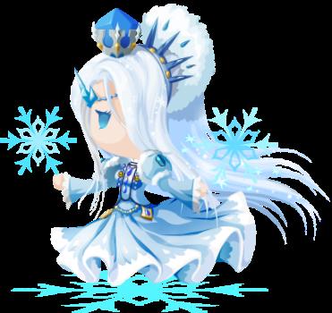 雪花のイオナの画像