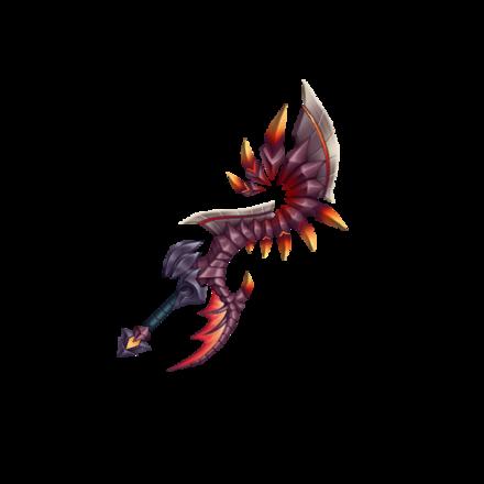 炎竜爪の九十九刃の画像