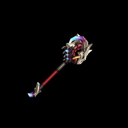 ベルゼブブの杖の画像