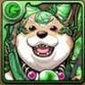 木の犬龍・シバワンドラの画像