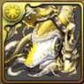 雷の古代龍・アンモナイトの画像