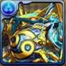 巨蟹の鉄星龍・キャンサーの画像