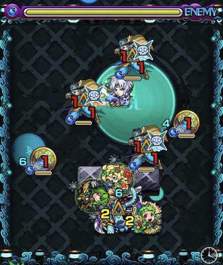 帝釈天ステージ2攻略