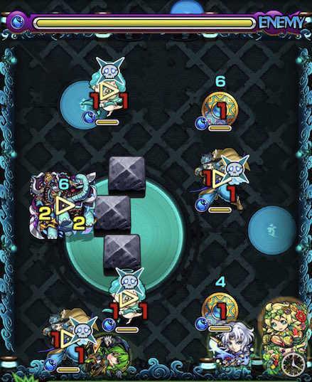帝釈天ステージ3攻略