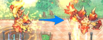マジン種の攻撃パターン2