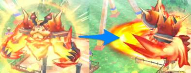 マジン種の攻撃パターン3