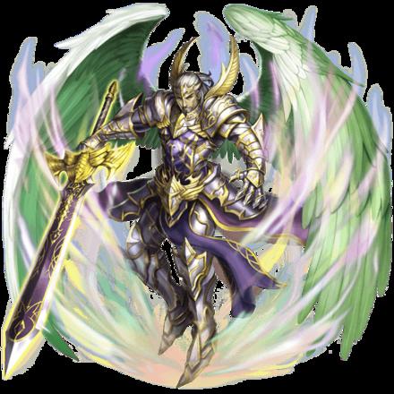 [守護の翼]ザフキエルの画像