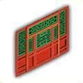 カリソ木の扉の画像