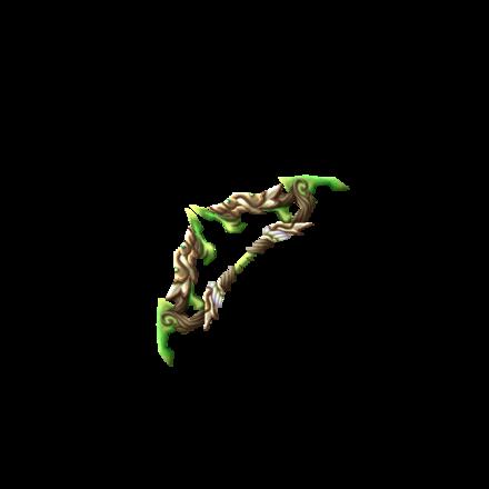聖木の緑魔弓の画像