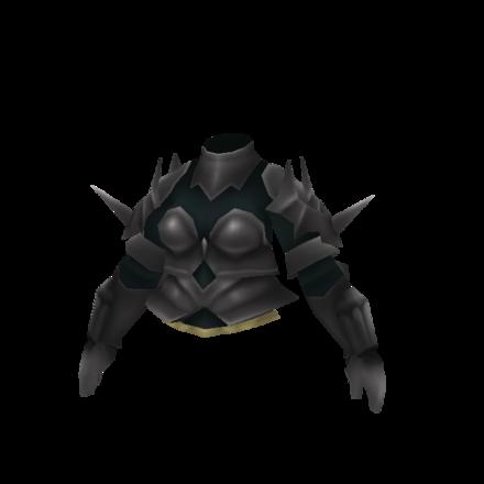 暗黒騎士の鎧の画像