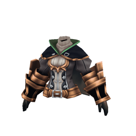 カルザン鋼の鎧の画像