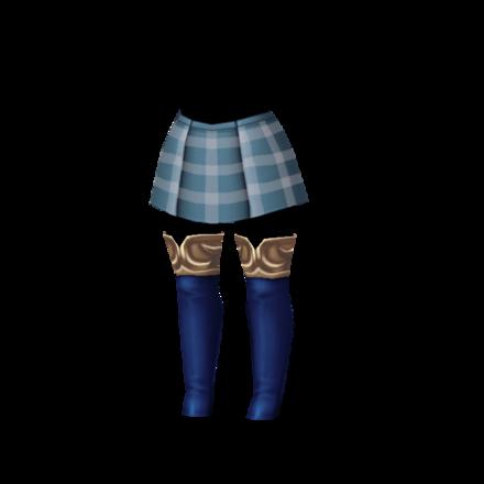 クレッセントスカートの画像