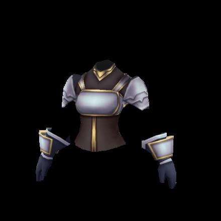見習い騎士の鎧の画像