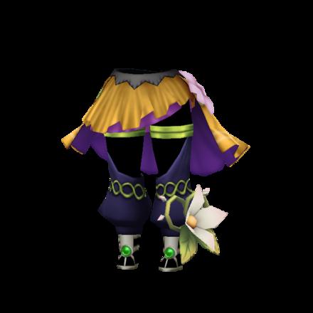森の妖精のスカートの画像