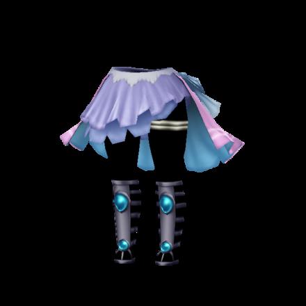 聖なる踊り子のスカートの画像