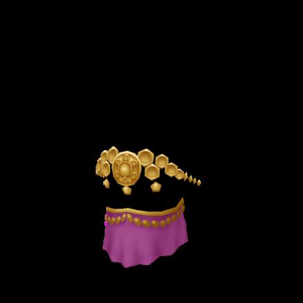 魔法剣士のマスクの画像