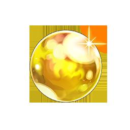 黄光の宝玉の画像
