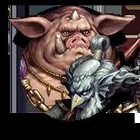 沙悟浄&猪八戒の画像