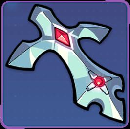 十字構造物の画像