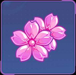 ダブル緋桜の意志の画像