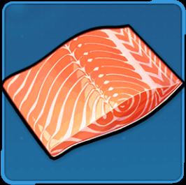 お魚類食材の画像