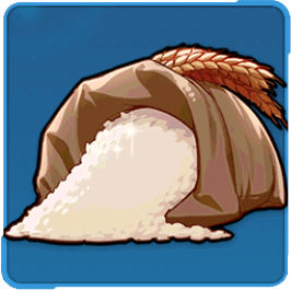 穀物類食材の画像