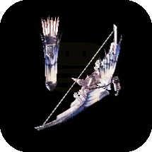 Glacial Arrow I Bow Image