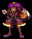 獄炎の鎧の画像