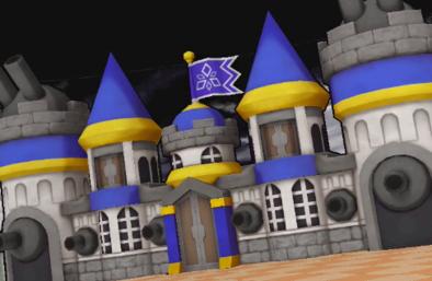 恐怖を喰らう魔城