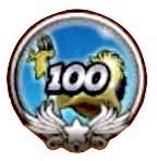 魔法戦士100の画像