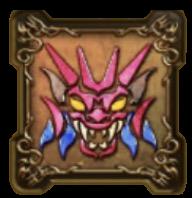 デスタムーアの紋章・盾のアイコン