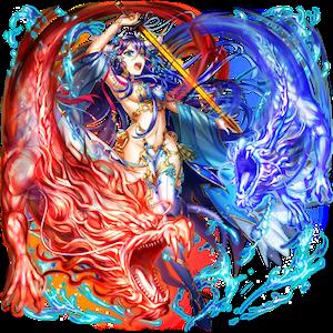[二竜剣の麗人]竜吉公主の画像