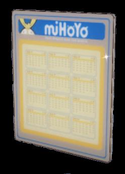ホムカレンダーの画像