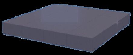 コンクリート床の画像
