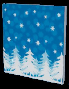 雪景色壁紙の画像
