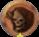ボーンハンターメダルの画像