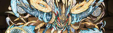 パズドラ塗り絵ホルスの評価と入手方法ゲームエイト