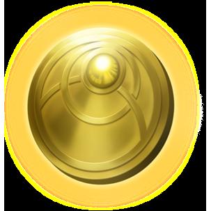 闘技のメダル画像